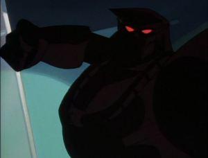 Shadows? In GARGOYLES?!