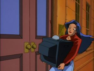 How do I...hold all this TV?