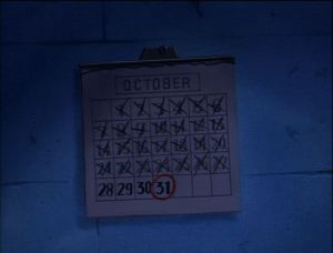 Xanatos keeps a calendar like 12 year olds do.