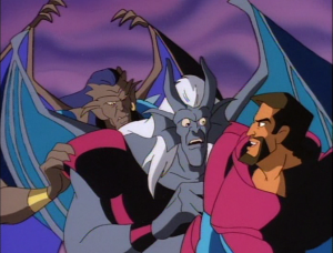 Not sure who Xanatos is supposed to be, though. Emilia, maybe?