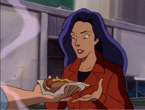 "So he gives her an ""everything"" hot dog with JUST MUSTARD in vengeance."